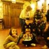 celebrando la navidad en el Fundil